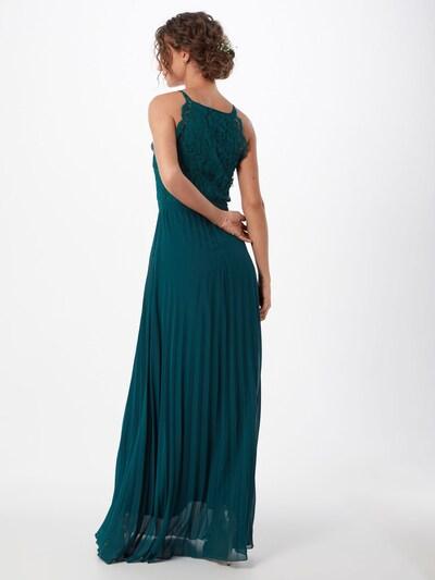 ABOUT YOU Kleid 'Helena' in grün: Rückansicht