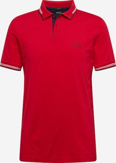 BOSS ATHLEISURE T-Krekls 'Paul' pieejami sarkans, Preces skats