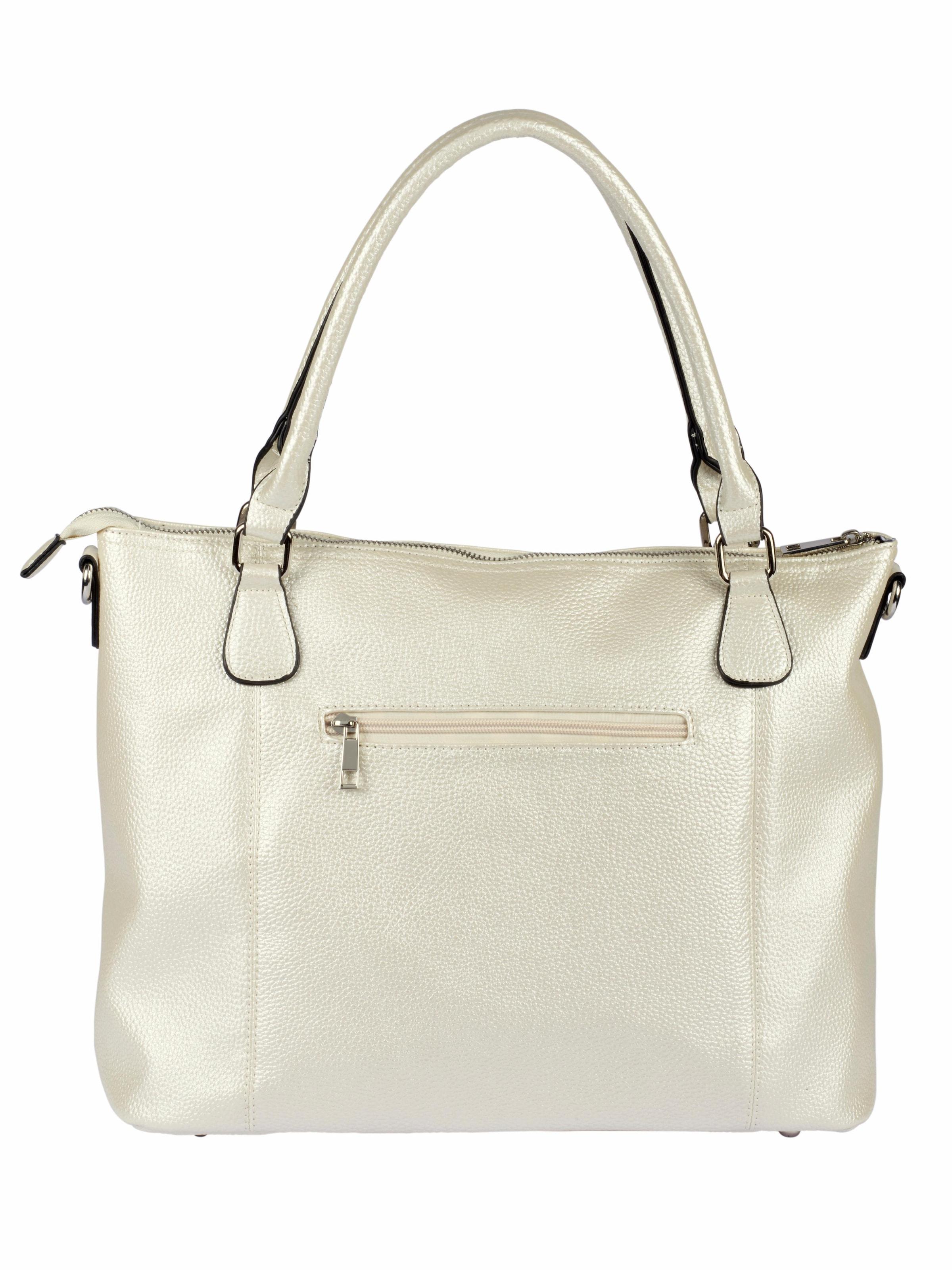 Bekommen Günstig Kaufen Footlocker COLLEZIONE ALESSANDRO Tasche mit Metallic-Effekt Frei Für Verkauf Günstig Kaufen Offiziellen Freies Verschiffen Zuverlässig DqJeY