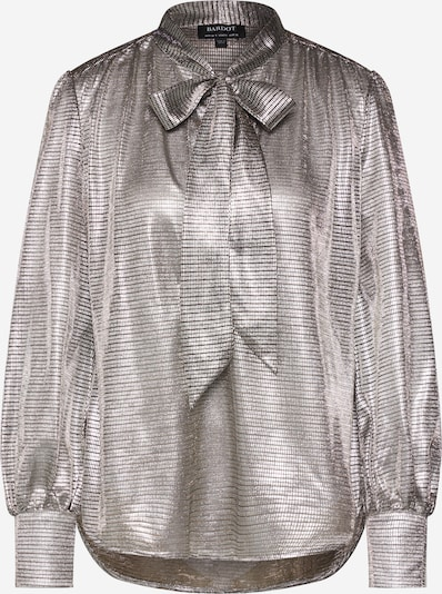 Bardot Bluse in silber, Produktansicht