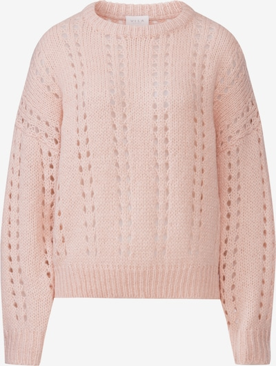 VILA Pull-over 'VITAFFY' en rose: Vue de face