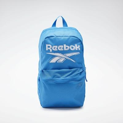 Reebok Classic Rucksack in blau, Produktansicht