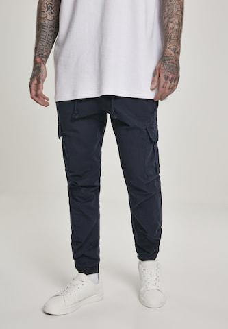 Urban Classics Hose in Blau