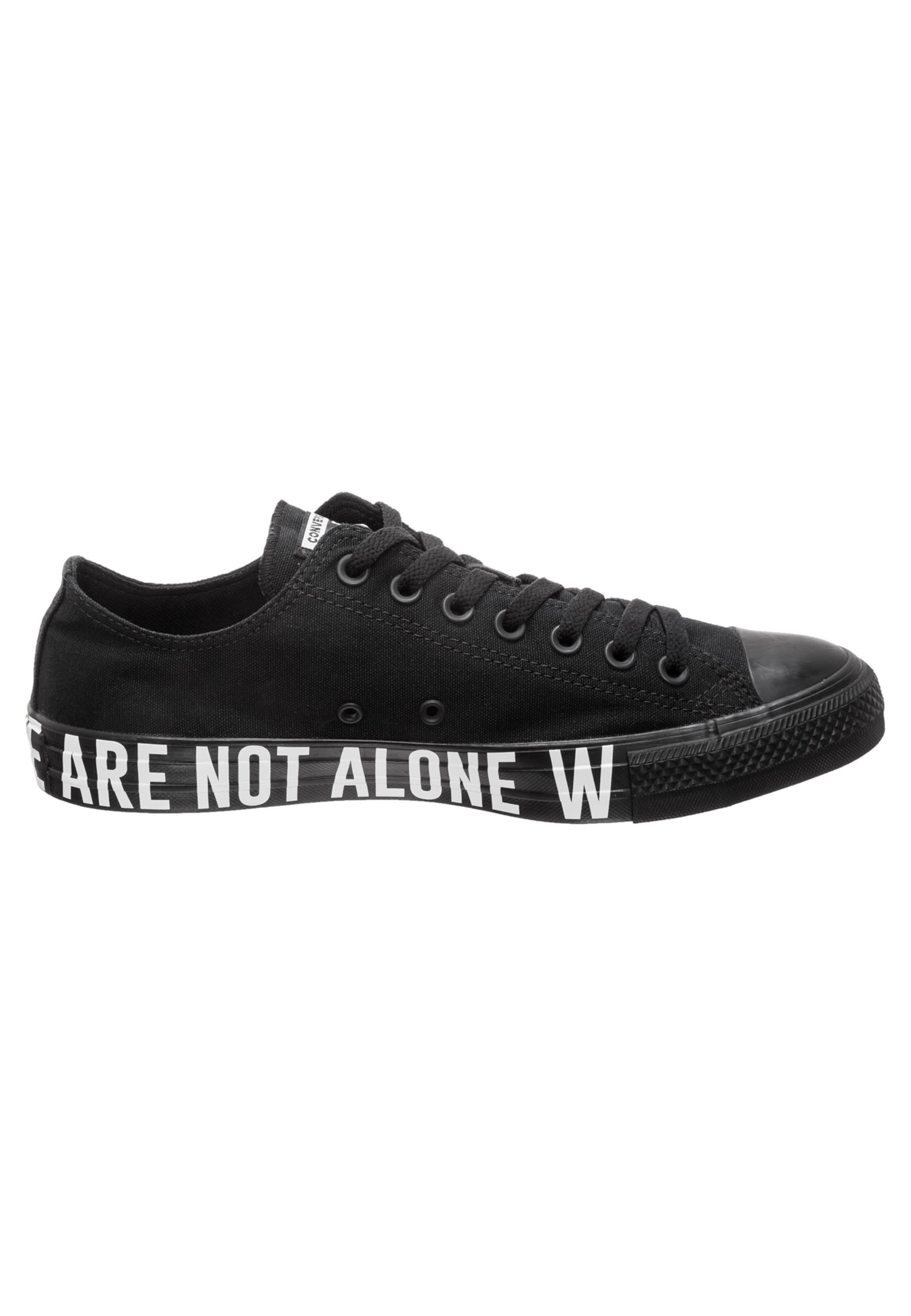 'chuck Schwarz Converse Sneaker Star Taylor All In Ox' PwOiuXlZTk