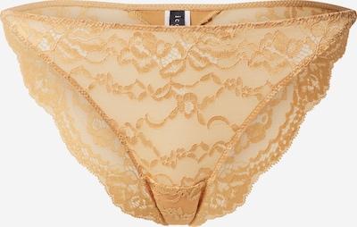 Icone Lingerie Slip 'JADE' in goldgelb, Produktansicht