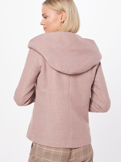 ONLY Jacke 'SEDONA' in rosa: Rückansicht