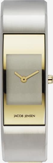 JACOB JENSEN Uhr 'Eclipse' in gold / silber, Produktansicht