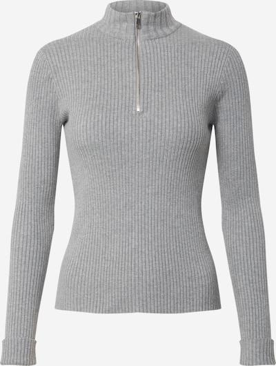 EDITED Pullover 'Alison' in grau, Produktansicht