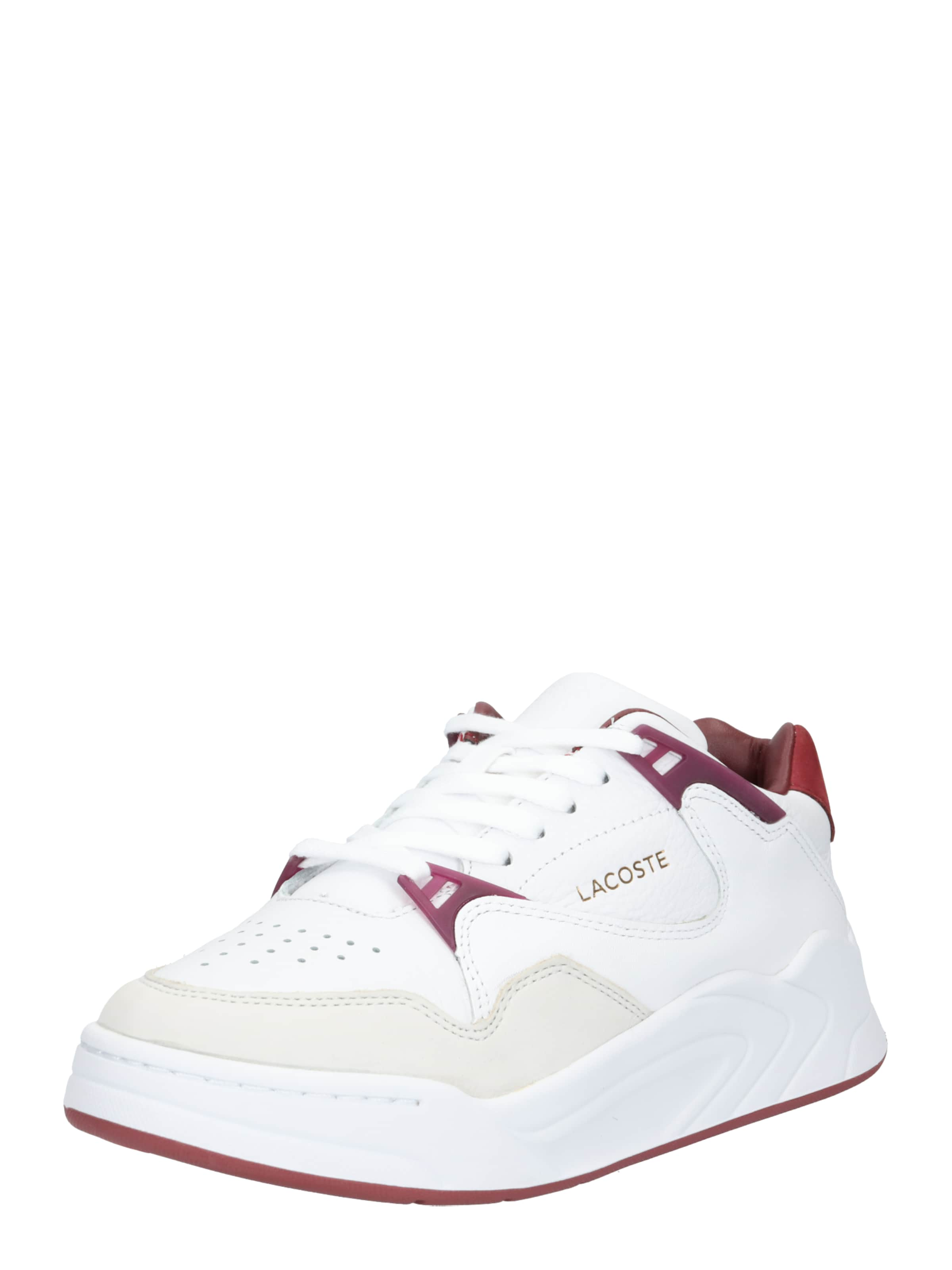 In Sfa' 3 Lacoste 'court Slam 319 Sneaker RotWeiß UMSVpzqG
