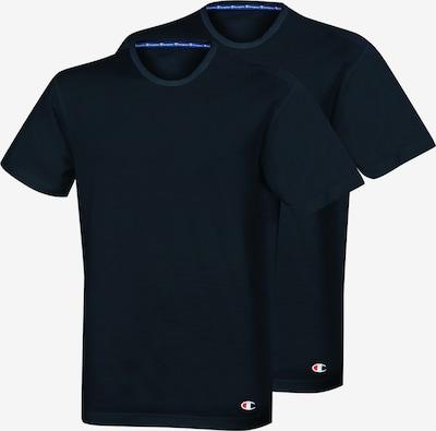 Champion Authentic Athletic Apparel T-Shirts in rot / schwarz / weiß, Produktansicht