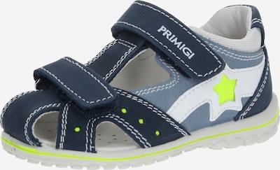PRIMIGI Sandale in nachtblau / azur / weiß, Produktansicht