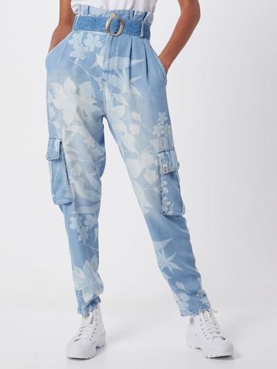 Desigual Jeans 'DENIM_ALBIWON' in blue denim, Modelansicht