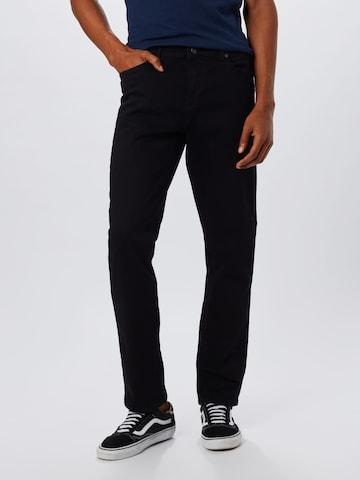 !Solid Jeans 'Ryder Black 295 Str' in Schwarz