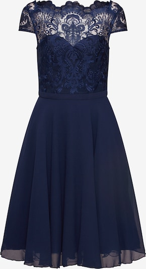 Chi Chi London Cocktailjurk 'CHI CHI SANI DRESS' in de kleur Navy, Productweergave