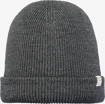 Barts Mütze 'Kinabalu' in creme / grau / schwarz, Produktansicht