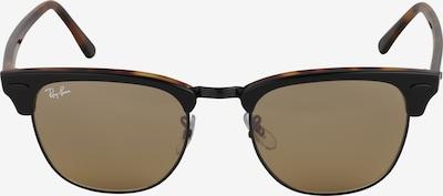 Ray-Ban Sluneční brýle 'Clubmaster' - hnědá, Produkt