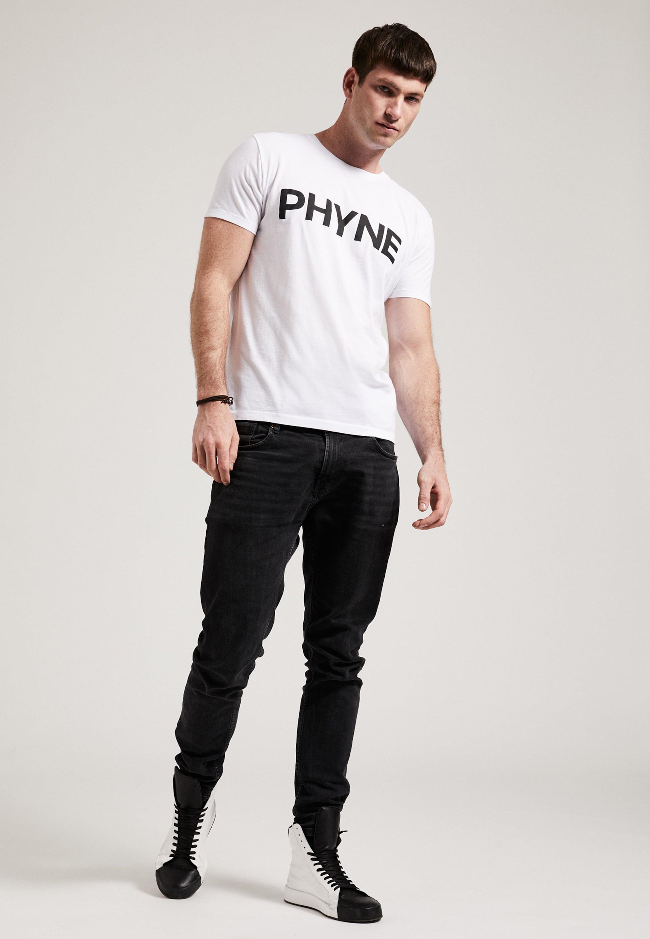 In Phyne In shirt T SchwarzWeiß shirt T Phyne trdxohCsBQ