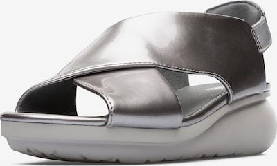 CAMPER Sandalen 'Balloon' in silber, Produktansicht
