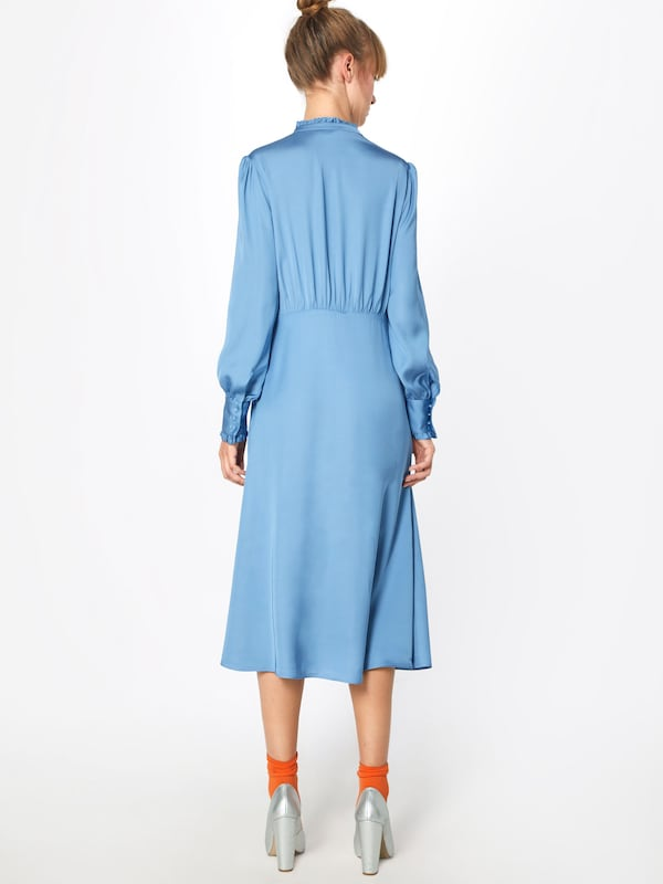 Bleu Clair 'lalande' En Robe Joe chemise Paulamp; 7yY6fvgIb