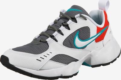 Nike Sportswear Sneaker 'Air Heights' in himmelblau / grau / rot / weiß, Produktansicht