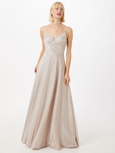 Laona Kleid in champagner, Modelansicht