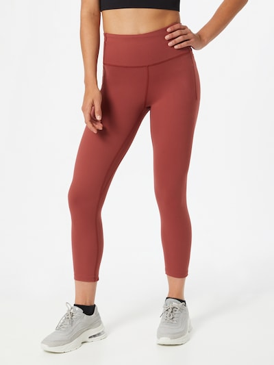UNDER ARMOUR Spothose in rostrot: Frontalansicht