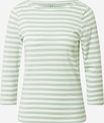 ONLY Shirt in Pastel green / White, Item view