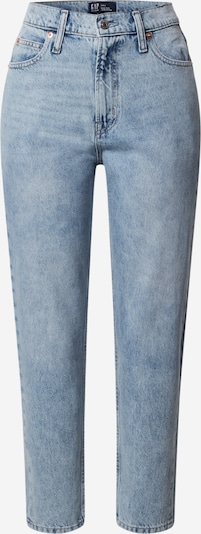 GAP Jeans 'V-MOM JEAN BLEACH THOMAS' in blue denim / hellblau, Produktansicht