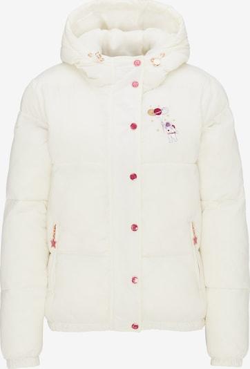 MYMO Jacke in weiß, Produktansicht