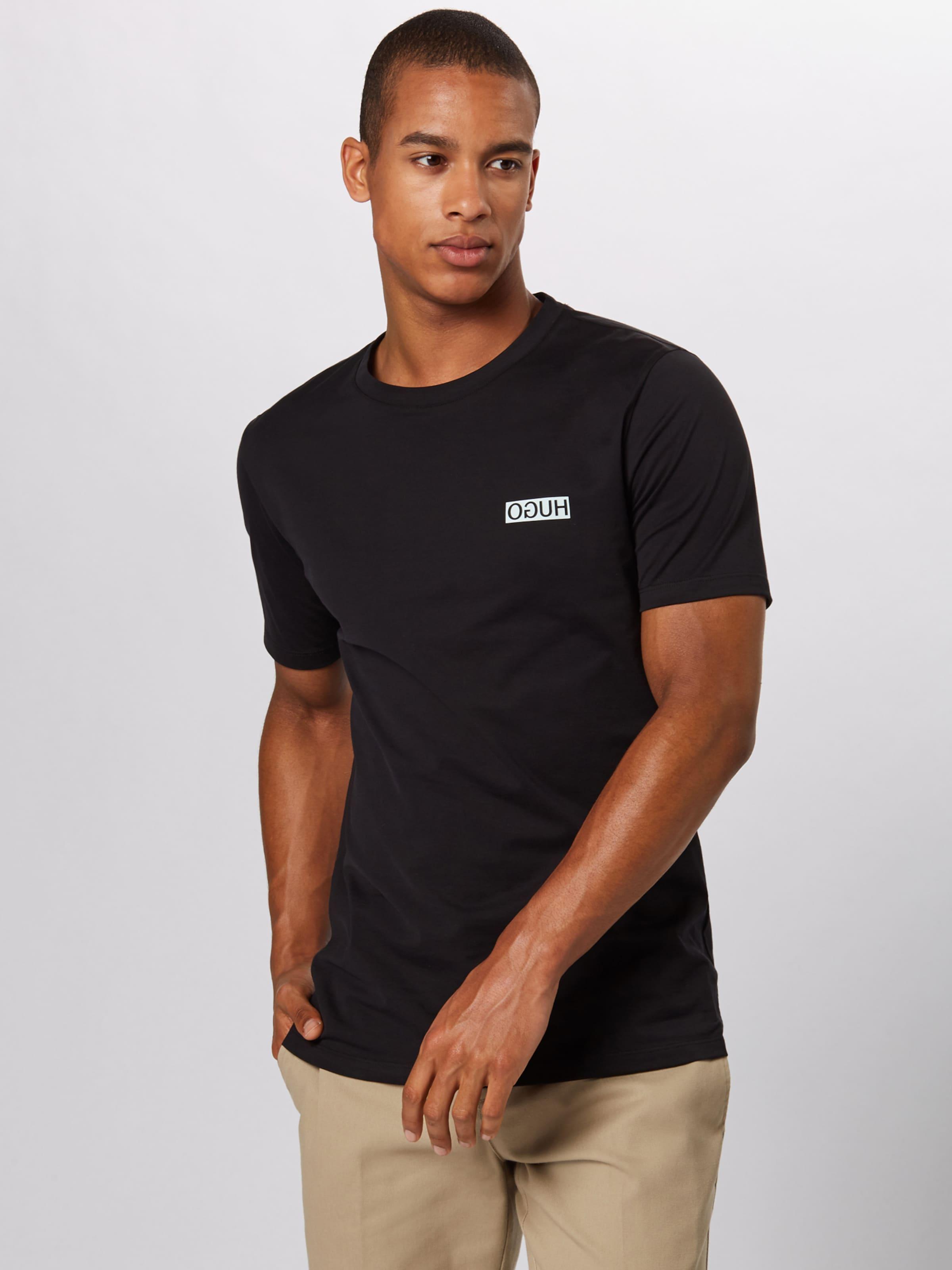 T 'durn193 shirt da 01' Noir Hugo 10201206 En XPTOkZiu