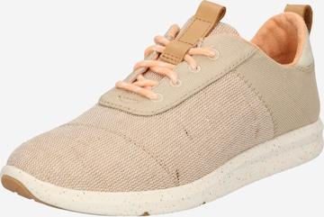 TOMS Sneaker 'Cabrillo' in Beige