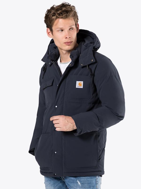 Manteau 'alpine Bleu En Wip D'hiver Marine Carhartt Coat' H2ID9E