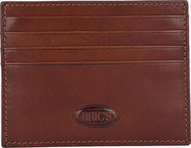 Brics Monte Rosa Kreditkartenetui Rfid Leder 10 Cm
