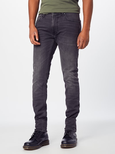 Lee Jeans 'Luke' in grey denim, Modelansicht