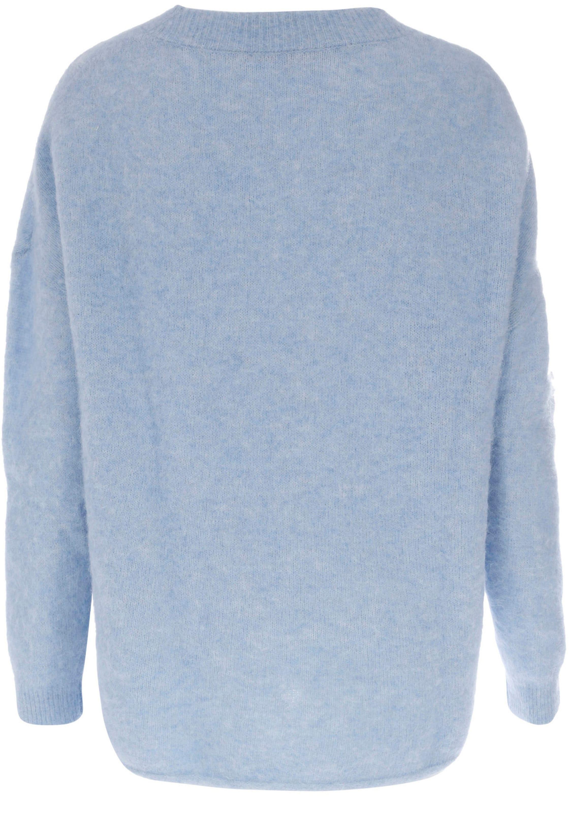 Pullover Bloom Bloom Bloom Pullover In In Blau Pullover Blau SpVUMzGq