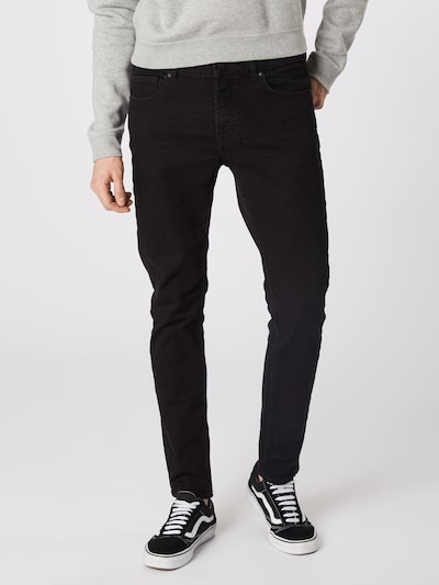 Only & Sons Jeans 'onsLOOM BLACK DCC 0448 NOOS' in black denim, Modelansicht