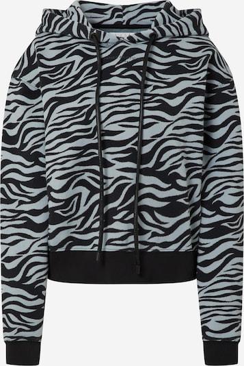 REPLAY Sweatshirt in grau / schwarz, Produktansicht