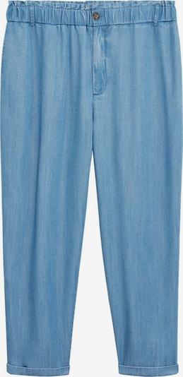 VIOLETA by Mango Kalhoty - kobaltová modř, Produkt