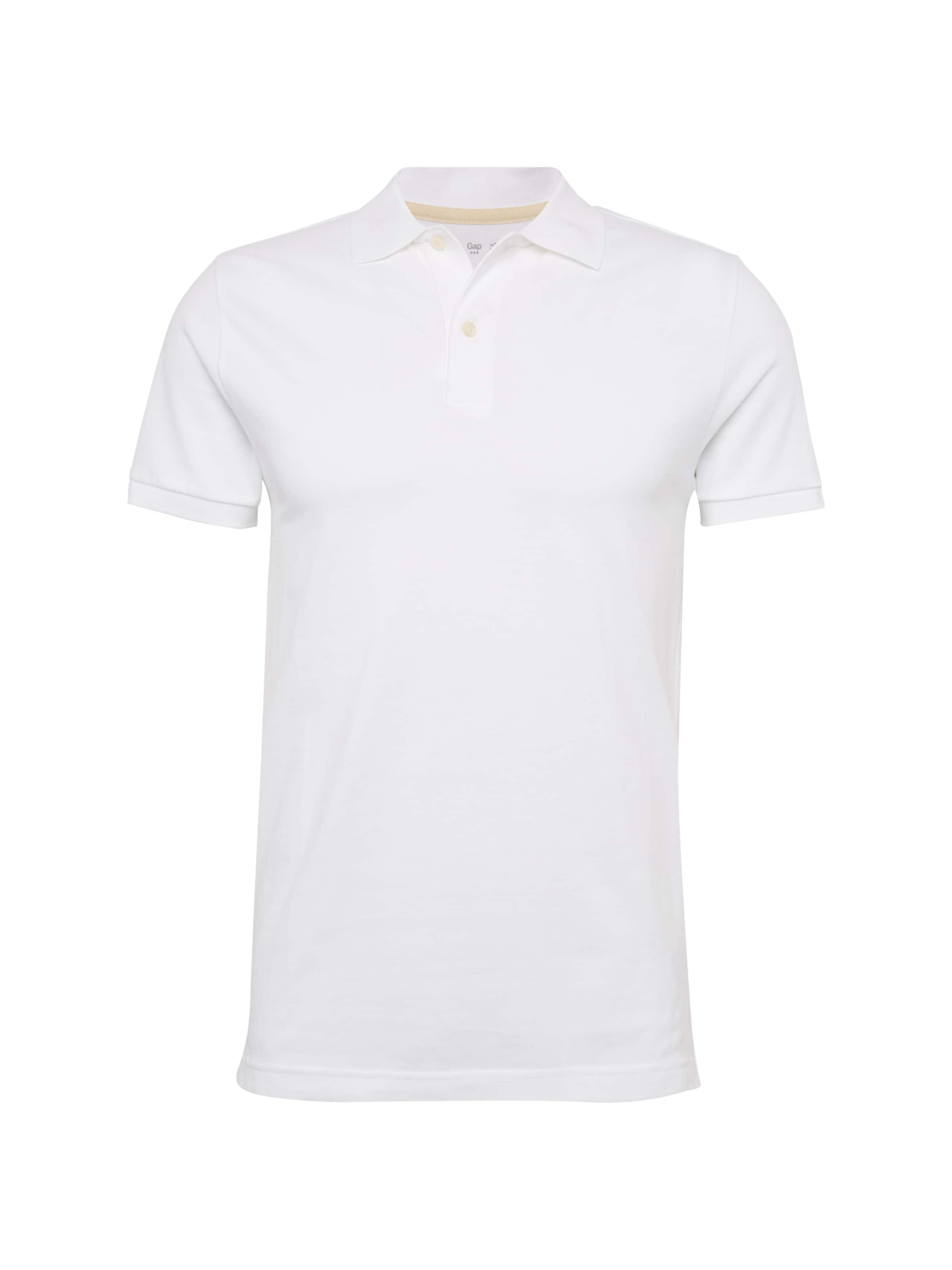 Gap 'v Blanc T En shirt basic Pique' Errx0gWFwq