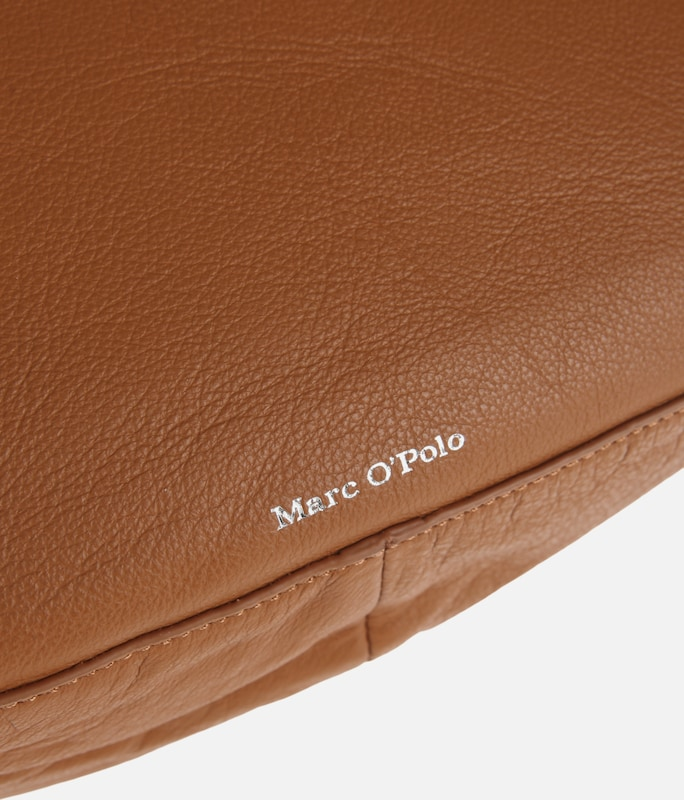 Marc O'Polo Hobo-Tasche mit matten Metall-Elementen