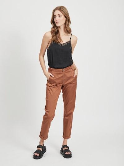 VILA Jeans in braun, Modelansicht