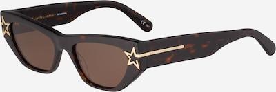 Stella McCartney Sonnenbrille 'SC0209S-001 51' in dunkelbraun / gold, Produktansicht