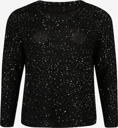 Vero Moda Curve Džemperis 'NEWLEILANI' pieejami melns, Preces skats