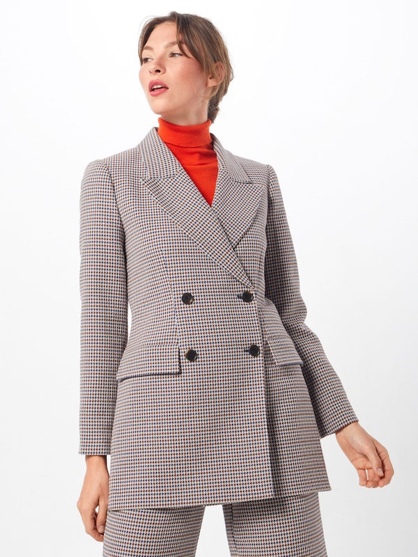 JUST FEMALE Blazer 'Vienna' in beige, Modelansicht
