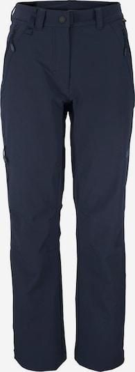 JACK WOLFSKIN Trekkinghose 'Activate XT' in nachtblau, Produktansicht