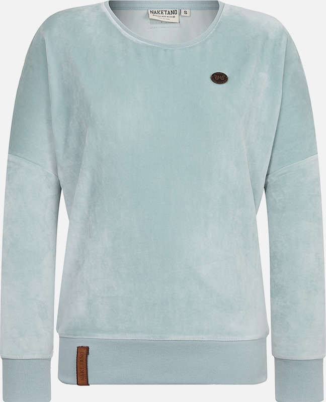naketano Female Sweatshirt Auf dem Küchentisch