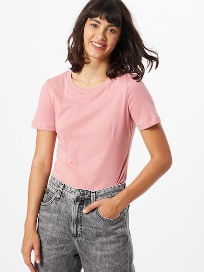 Tricou 'Lida' ARMEDANGELS pe roz: Privire frontală