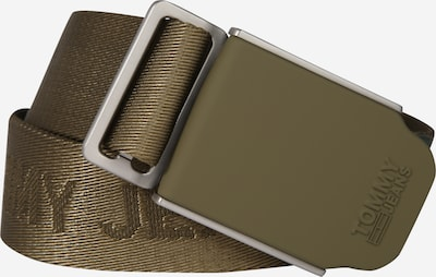 Tommy Jeans Opasek 'TJM AEREO' - olivová, Produkt
