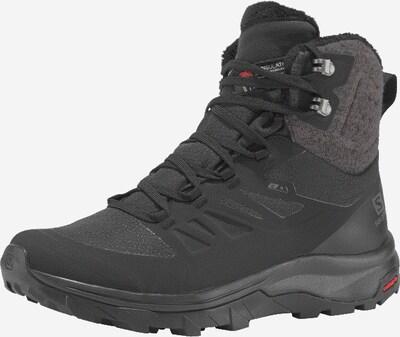 SALOMON Outdoorschuh 'Outblast' in grau / schwarz, Produktansicht