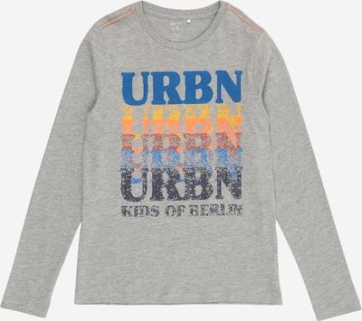 NAME IT Shirt in graumeliert / mischfarben, Produktansicht
